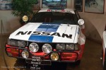 Nissan Groupe B - Manoir de l'automobile