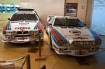 Lancia Groupe B - Manoir de l'automobile