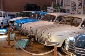 Manoir de l'automobile - les sportives françaises
