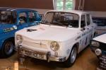 Renault 8 Gordini Michel Hommel - Manoir de l'automobile