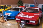 Alpine A310 & Matra Murena rallycross - Manoir de l'automobile