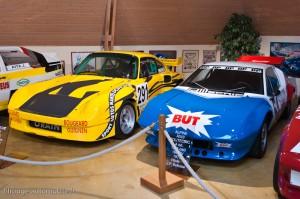 Alpine A310 Rallycross 1978 & Porsche 911 Rallycross - Manoir de l'automobile