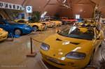 Salle des Hommel Berlinette - Manoir de l'automobile