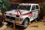 Lada Niva Paris-Dakar - Manoir de l'automobile