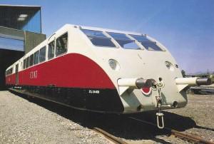 Autorail Bugatti - Photo Cité du train de Mulhouse
