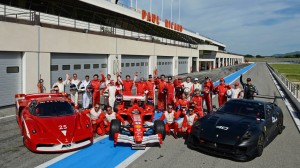Programme XX - Photo Ferrari.com