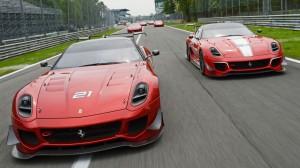 Ferrari XXs  - Photo Ferrari.com