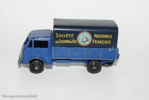 Dinky Toys 25JB - Ford camion bâché SNCF