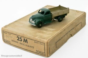 Dinky Toys 25M - Studebaker benne basculante
