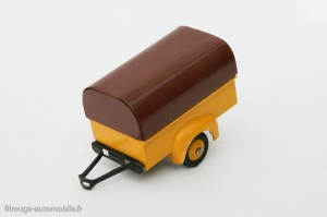 Dinky Toys 25T - remorque bâchée