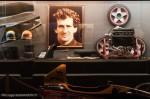 Vitrine de la salle des F1 - Manoir de l'automobile