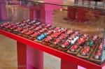 Les Ferrari miniatures - Manoir de l'automobile