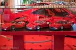 Les maquettes Ferrari - Manoir de l'automobile