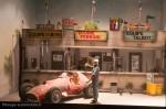 Diorama Ferrari - Manoir de l'automobile
