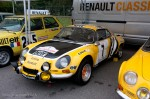 Alpine Berlinette 1800 Tour de Corse 1975 - Autobrocante Lohéac 2012
