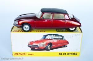 Dinky Toys 530 - Citroën DS23 - fabriqué en Espagne