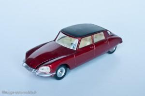 Dinky Toys 530 - Citroën DS23 - fabriqués en Espagne