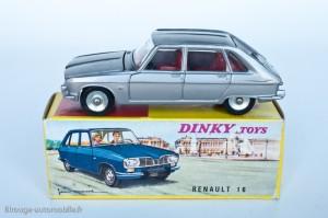 Dinky Toys 537 - Renault 16 berline - fabriqués en Espagne