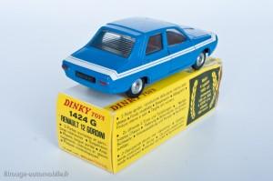 Dinky Toys 1424G - Renault R12 Gordini - modèle fabriqué en Espagne