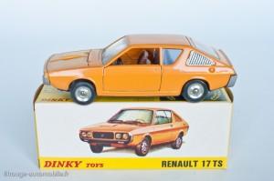 Dinky Toys 1451 - Renault 17 TS - modèle fabriqué en Espagne