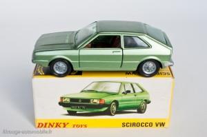 Dinky Toys 1539 - Volkswagen Scirocco - modèle fabriqué en Espagne