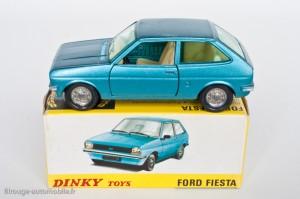 Dinky Toys 1541 - Ford Fiesta - modèle fabriqué en Espagne