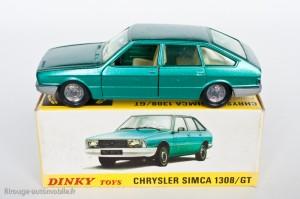 Dinky Toys 1542 - Chrysler 1308 GT - modèle fabriqué en Espagne