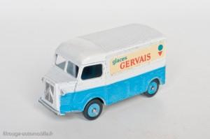"""Dinky Toys 561 - Citroën H 1200kg """"Glaces Gervais"""""""