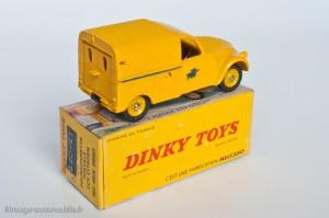 Dinky Toys 560 - Citroën 2CV fourgonnette postale