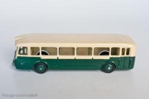 Dinky Toys 29D - Somua Panhard autobus parisien OP5