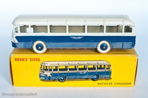 Dinky Toys 29F - Chausson autocar