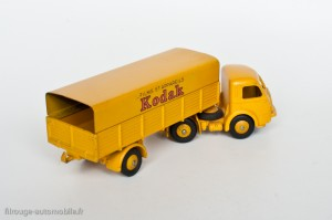 Dinky Toys 32AJ - Panhard semi-remorque Kodak