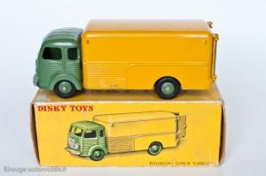 Dinky Toys 33A - Simca Cargo fourgon