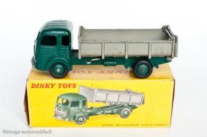 Dinky Toys 33B - Simca Cargo benne basculante
