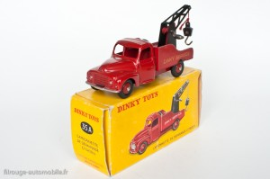 Dinky Toys 35A - Citroën U23 camion de dépannage