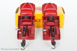 Dinky Toys 35A - Citroën U23 camion de dépannage - grande et petite caisse à outil