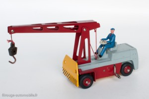 Dinky Toys 50 - Salev grue mobile