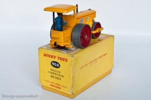 Dinky Toys 90 A - Richier rouleau compresseur