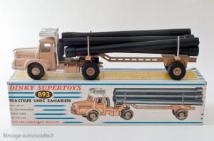 Dinky Toys 39B / 893 - Unic Izoard saharien