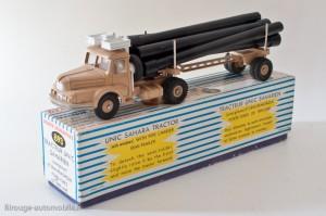 Dinky Toys 893 - Unic Izoard saharien - 1ère version