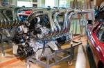 Moteur Lamborghini du Colibri - Manoir de l'automobile