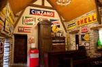 Le bar à cidre - Manoir de l'automobile