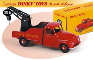 """Nouvelle collection """"Camions Dinky Toys de mon enfance"""" - Editions Atlas"""