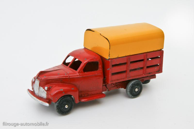 collection camions dinky toys de mon enfance par les editions atlas filrouge automobile. Black Bedroom Furniture Sets. Home Design Ideas