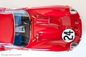 Ferrari 250 GTO chassis n° 4293GT - Kyosho 1/18ème