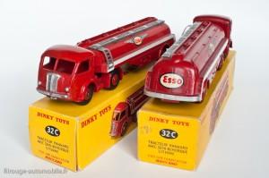 Dinky Toys réf. 32C - Panhard citerne Esso