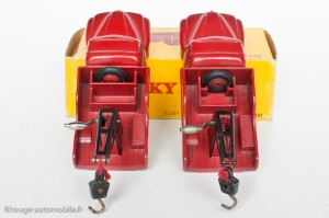 Dinky Toys réf. 35A - Citroën dépanneuse - Grande et petite caisse à outils