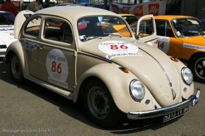 VW Coccinelle Rallye