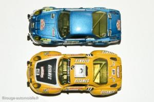 Alpine Renault A110 - 1800 - Monte Carlo 1973 et Corse 1975 - Solido et Solido/AMR
