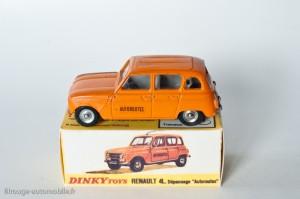 Dinky Toys 518A - Renault 4L dépannage autoroute